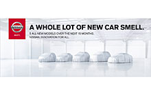 Nissan Reveal - Agency TBWA Chiat Day
