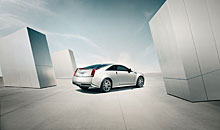 Cadillac CTS Coupe - Agency Modernista!
