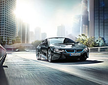 BMW i8 - Client and Creative : Katja Frings